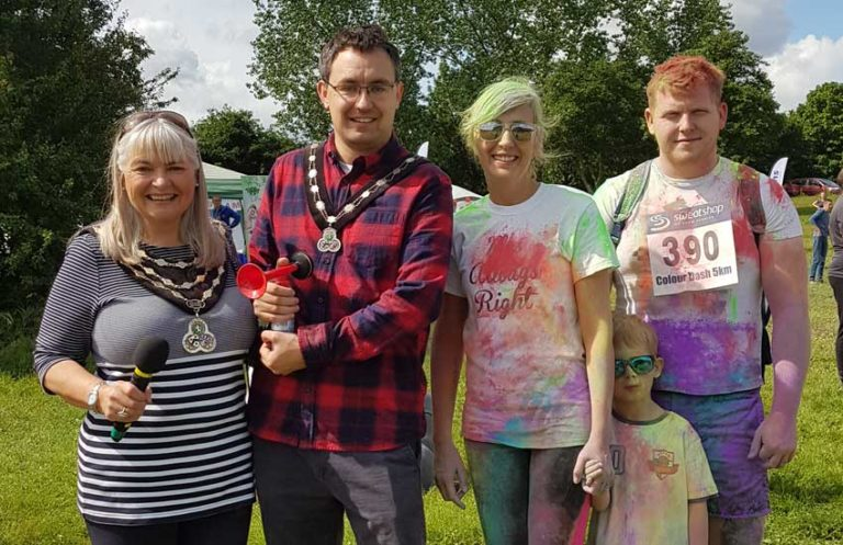 Charity Colour Dash
