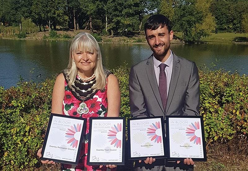 Award Winning Park
