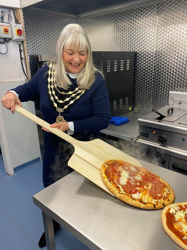 Lesley Pizza