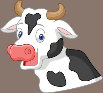 The Barn Yeard Cow